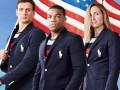 В форме американских олимпийцев разглядели российский флаг