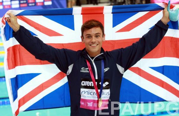 Британец Том Дейли является одним из самых известных спортсменов-геев