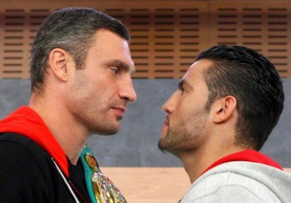 Битва взглядов титулованного Чемпиона и дерзкого Претендента