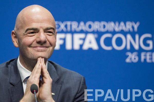 Инфантино готов ввести видеоповторы в футболе