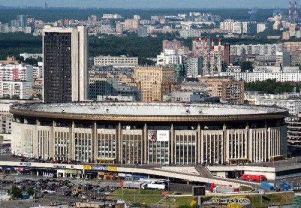 Спорткомплекс Олимпийский в Москве не чета своему более современному киевскому собрату