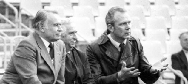 Противостояние Лобановского с наставником Спартака - среди лучших тренерских дуэлей в истории