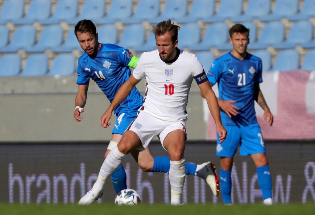 Исландия - Англия: видео гола и обзор матча