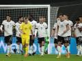Украина на выезде потерпела поражение от Германии