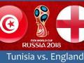 Тунис – Англия 1:1 онлайн трансляция матча ЧМ-2018