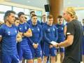 Динамо огласило список игроков, которые отправятся на второй сбор в Турцию