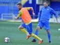 Сборная Украины приступила к подготовке к матчам Лиги Наций