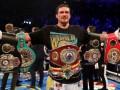 Усика признали лучшим боксером года по версии WBA