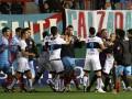 В Аргентине футболисты устроили массовую драку из-за мяча (ФОТО, ВИДЕО)