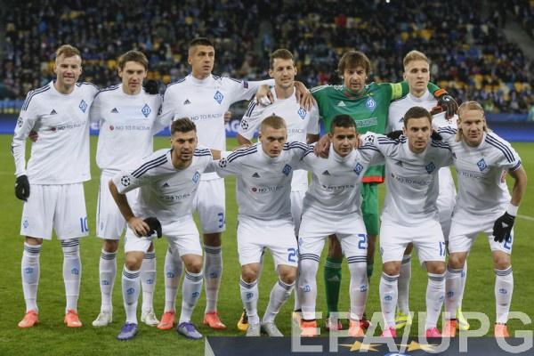 Бенфика, Наполи и Бешикташ – соперники Динамо по группе B