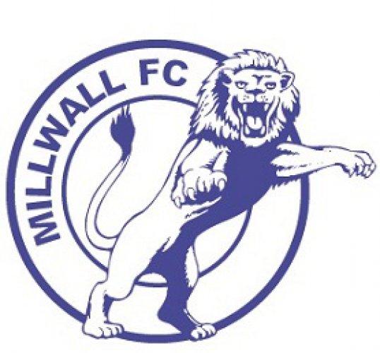 Эмблема клуба со львом - символом храбрости фанатов клуба