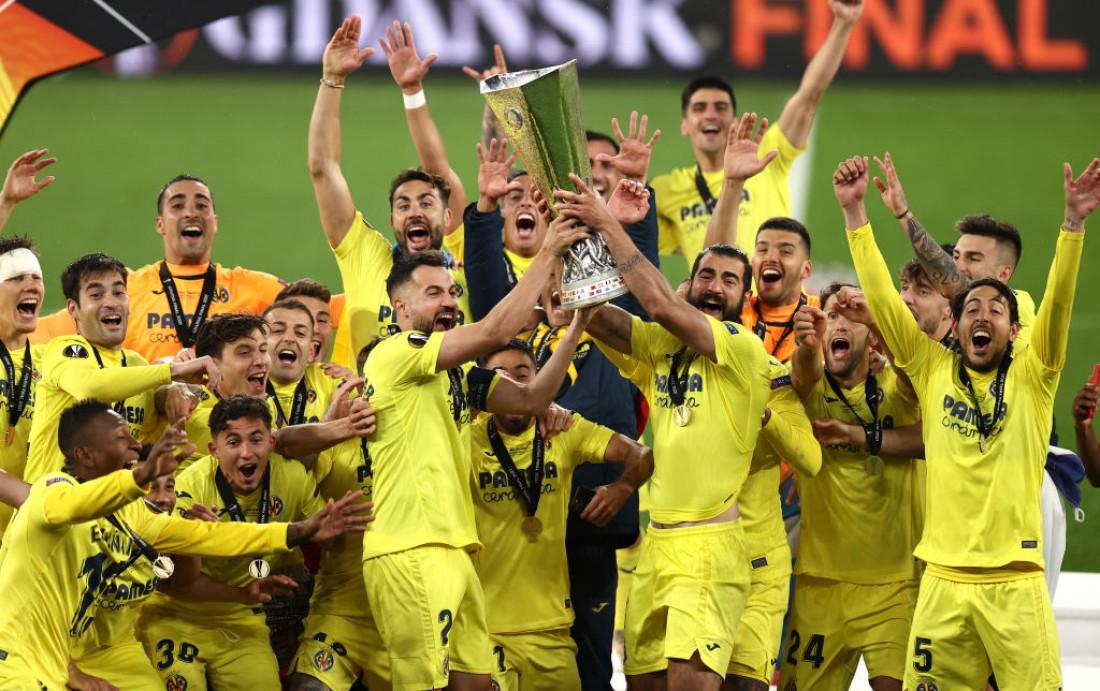 Вильярреал выиграл Лигу Европы