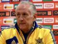 Фоменко: В матче со Словакией нам не хватило везения