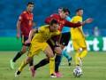 Экдаль - о матче с Испанией: Мы знали, что будет тяжело, и что нам придется много бегать