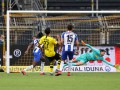 Боруссия Д - Герта 1:0 видео гола и обзор матча Бундеслиги