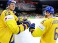 Швеция – Франция: видео онлайн трансляция матча ЧМ по хоккею