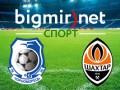 Черноморец – Шахтер - 0:2 видео голов матча чемпионата Украины