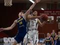 Сборная Украины по баскетболу переиграла Эстонию