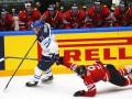 ЧМ по хоккею: Финляндия уверенно побеждает Канаду в битве лидеров