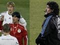 Аргентина - Германия. Встреча с прекрасным