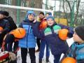 Шахтер подарил детям мячи на День святого Николая