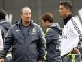 Бенитес и Роналду не разговаривают друг с другом - СМИ