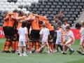 Фотогалерея: Как Шахтер сражался с командой из 111 детей