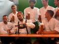 Хосеп Гвардиола и Бавария опробовали немецкое пиво