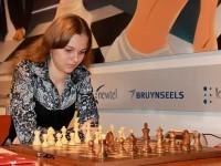 женские шахматы