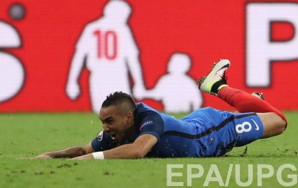 Коэффициент на победу Франции на Евро-2016 немного упал