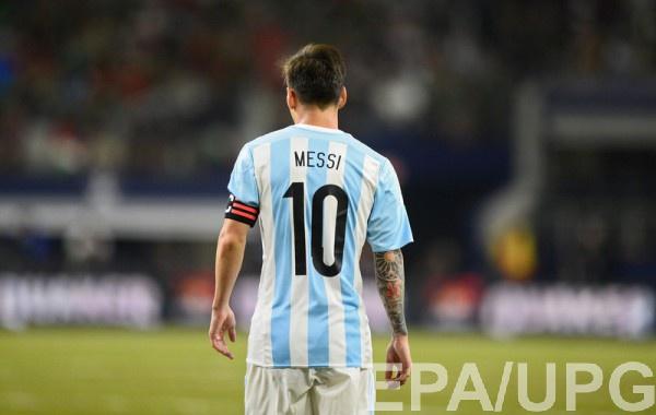 Месси не передумал завершать карьеру в сборной