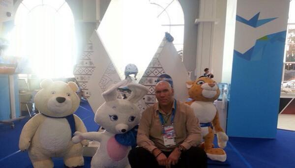 Николай Валуев и хорошая компания