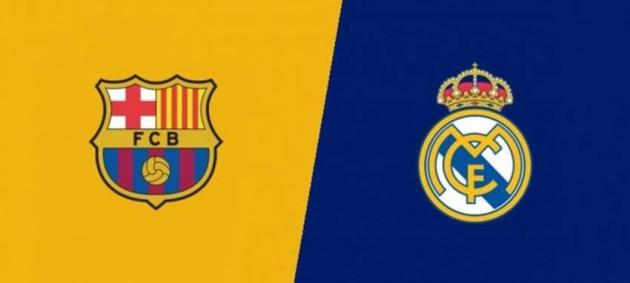 Барселона - Реал Мадрид: онлайн-трансляция матча чемпионата Испании
