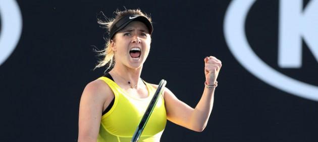 Свитолина вышла в третий круг Australian Open