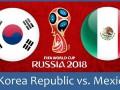 Южная Корея – Мексика 0:1 онлайн трансляция матча ЧМ-2018