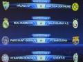 Лига чемпионов: Результаты всех матчей 1/4 финала