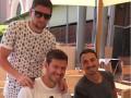 Исполнил мечту: Ибрагимович сделал фото с Селезневым