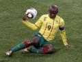 Президент Камеруна попросил отменить дисквалификацию Это'О