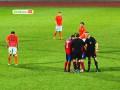 В Литве игроки одной команды стали избивать друг друга прямо во время матча
