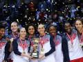 Баскетбол: Женская сборная США выиграла в девятый раз чемпионат мира