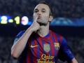 Тренер Барселоны нашел причины не выпускать Иньесту на поле