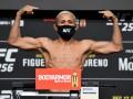 Фигейреду свел бой с Морено вничью, сохранив чемпионский титул