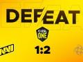 Natus Vincere проиграли второй раз подряд на ESL One Los Angeles 2020