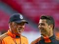 Экс-тренер Реала: В раздевалке никогда не видел Роналду перед зеркалом