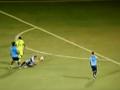 На зависть Месси: На Мальте игрок забил шикарный гол после сольного прохода
