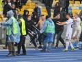 Киевская милиция расследует беспорядки на матче Динамо – Генгам