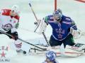 Донбасс обыграл СКА - лидера регулярного чемпионата КХЛ