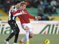 Милан отказывается платить требуемую Катаньей сумму за арендованного форварда