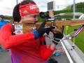 Украинки завоевали две медали на летнем чемпионате мира по биатлону