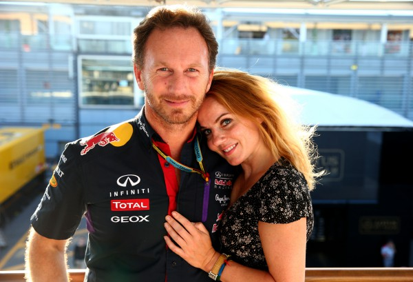 Кристиан Хорнер и Джери Холлиуэлл собираются пожениться